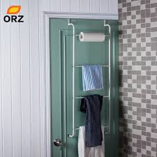 Metal Bathroom Storage Orz New Design Multifunctional Metal 4 Layer Trapezoidal Free Nail