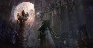 The Monster Under The Stairs by Yahar U0027gul Unseen Village Bloodborne Wiki