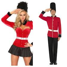 english halloween costumes his and hers royal guard costumes costume party pinterest