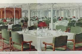 titanic first class dining room titanic 2nd class dining room titanic 2nd class smoke room