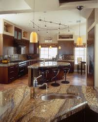 granite island kitchen granite island shapes kitchen contemporary with beige dotted napkins