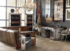 Industrial Look Living Room by The Branco Chair Arriving This Week At Luxe Home Interiors See