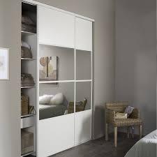 porte de chambre castorama placard coulissant sur mesure castorama cheap chambre portes avec