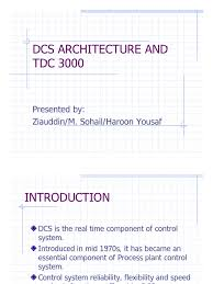 30512209 dcsarchitecture tdc3000 input output system