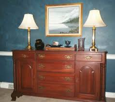 cherry dining room set the consider h willett company of louisville kentucky
