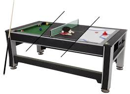 hathaway matrix 54 7 in 1 multi game table reviews add the best combination game tables for the money to your home