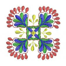 Flower Designs For Embroidery Foot Flower Embroidery Design Embroideryshristi