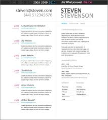 word document resume template free free word resume matthewgates co
