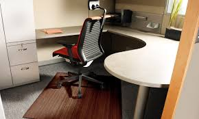 Laminate Flooring Overstock How To Pick A Mat To Use Under An Office Chair Overstock Com