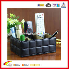 Leather Desk Organizer by Wholesale Stylish Office Leather Desk Stationery Organizer Wood