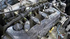 part 1 how to test the ignition cop coils nissan 1 8l