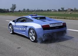 lamborghini crash italian police lamborghini crashes