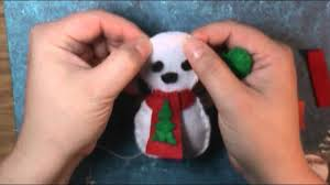 12 days of christmas craft ideas snowman youtube