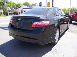2009 toyota camry se 4dr sedan 5a in san antonio tx luna car center