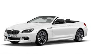 bmw 6 series for model year 2014