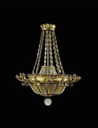 Antique Crystal Chandelier The Most Expensive Antique Chandeliers Sold At Auction Photos
