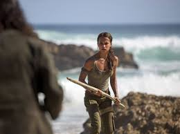 alicia vikander as lara croft in u0027tomb raider u0027 exclusive pics