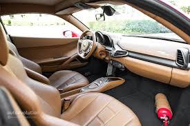 italia 458 interior 458 italia review page 3 autoevolution