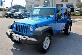 blue jeep 2016 blue jeep wrangler unlimited other vehicles kdhnews com