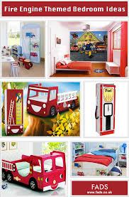 fire engine themed bedroom ideas for kids fads blogfads blog