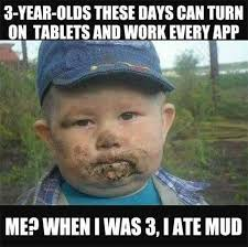 Funny Thursday Meme - thursday funny i ate mud fellowship of the minds