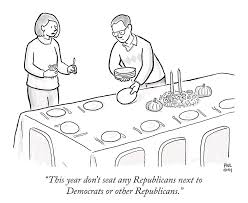 thanksgiving politics by paul noth