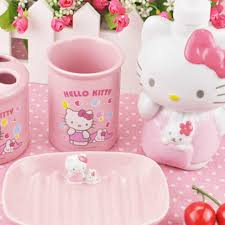 awesome hello kitty bathroom accessories home design at decor