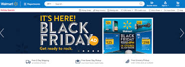 walmart is rolling out its black friday deals starting today
