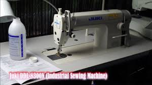 e14 setting up industrial sewing machine on vimeo