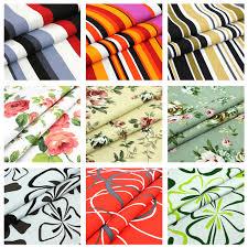 tissu canapé au mètre 1 mètre bande coton toile tissu floral tissu d ameublement coussin