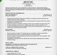 Example Pharmacist Resume by Free Sample Pharmacist Resume Prissy Design Pharmacy Intern