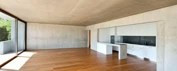 hardwood flooring concrete slab home design interior and