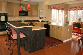kitchens with bars and islands kitchen island with stove and breakfast bar kitchen and decor