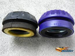 www carmodder com u2022 replacing front strut top rubbers for the