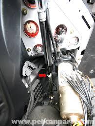 mercedes benz slk 230 vario top hydraulic pump service 1998 2004