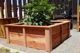 Raised Garden Beds Kits Redwood Style 3 Custom Raised Gardens Raised Garden Bed Design