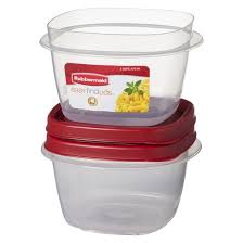 rubbermaid easy find lids food storage container 2 cup 2pk target