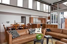 Leather Sofa Beige Interior Tufted Leather Sofa Dans Design Magz Stylish