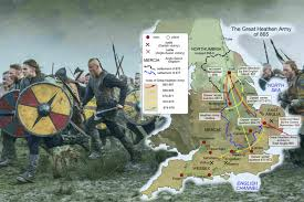 Viking Map New Clues That Point To The Revenge Of Ragnar History Tv