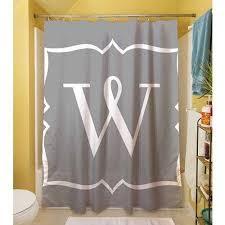 the 25 best monogram shower curtains ideas on pinterest