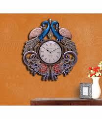 designer wall clocks online india shop indian handicraft hindu god idols statues sculptures