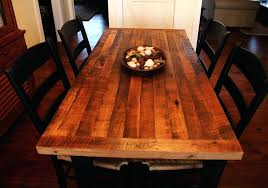 butcher block dining table hardwood 5 steps with pictures