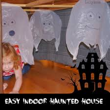 kids haunted house ideas