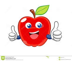 apple cartoon apple clipart smile pencil and in color apple clipart smile