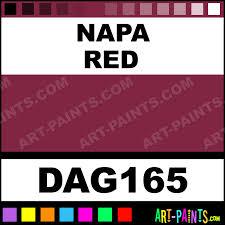 napa red acrylic enamel paints dag165 napa red paint napa red