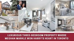 meghan markle toronto luxurious three bedroom property where meghan markle won harry u0027s