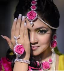 flower jewellery beautiful flower jewellery designs for indian brides wedding ceremony