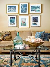 Beach House Home Decor by Coastal Living Room Ideas Hgtv