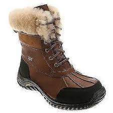 ugg adirondack boot ii s winter boots ugg adirondack boots ebay