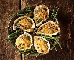 comment cuisiner des huitres recette huîtres farcies au beurre d escargot facile rapide